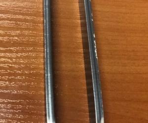 Радиусная гибка сталь 4 мм