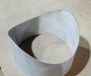 Лазерная резка трубы