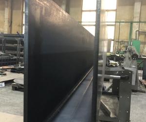 Гибка сталь 09г2с толщина 8 мм длина 2,5 метра радиус гиба 20 мм