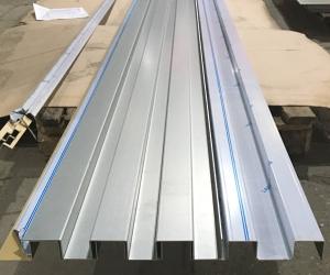 Гибка панелей из алюминия