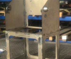 Изготовление корпуса корпуса черная сталь