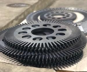 Резка, черная сталь